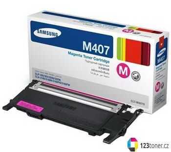 originál Samsung CLT-M4072S magenta červený originální toner pro tiskárnu Samsung CLP-325