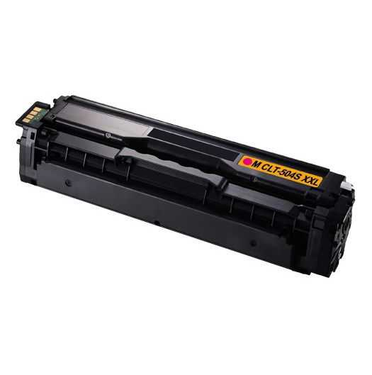 kompatibilní toner s Samsung CLT-M504S magenta purpurový toner pro tiskárnu Samsung SL-C1860FW