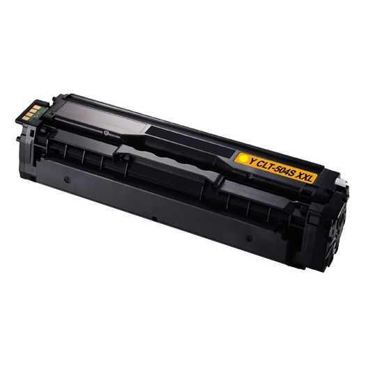 kompatibilní toner s Samsung CLT-Y504S yellow žlutý toner pro tiskárnu Samsung SL-C1860FW