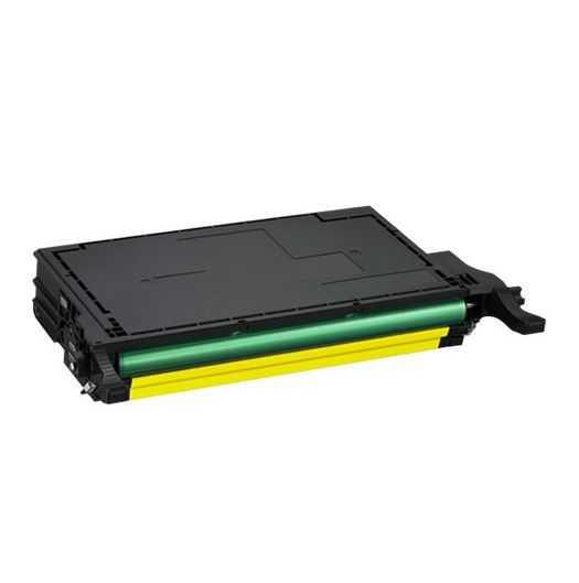 kompatibilní toner s Samsung CLT-Y5082L yellow žlutý toner pro tiskárnu Samsung CLX-6250FX