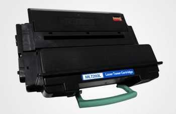 kompatibilní toner s Samsung MLT-D203L (5000 stran) black černý toner pro tiskárnu Samsung SL-M3320ND