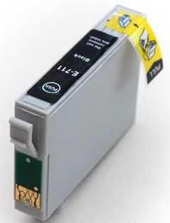 Epson T0891 black cartridge černá kompatibilní inkoustová náplň pro tiskárnu Epson Stylus SX105