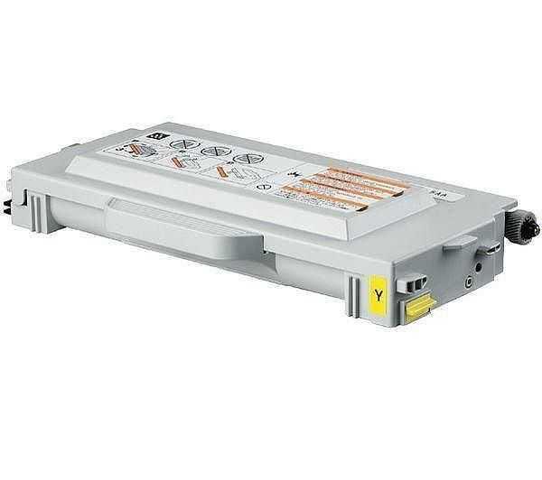 kompatibilní toner s Brother TN-04Y yellow žlutý toner pro tiskárnu Brother MFC-9420CN