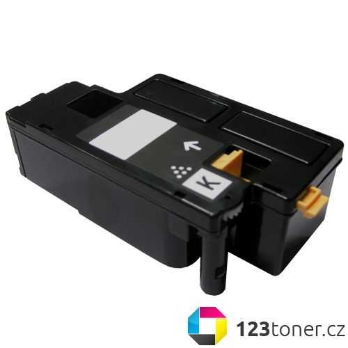 kompatibilní toner s Xerox 106R01634 - X6010B - black černý toner pro tiskárnu Xerox WorkCentre 6015