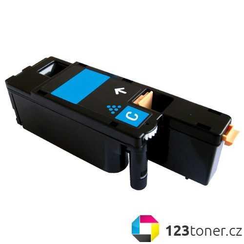 kompatibilní toner s Xerox 106R01631 - X6010C - cyan toner azurový modrý pro tiskárnu Xerox WorkCentre 6015