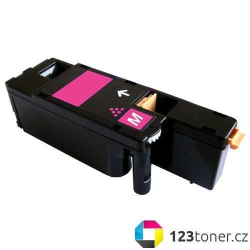 kompatibilní toner s Xerox 106R01632 - X6010M - magenta toner purpurový pro tiskárnu Xerox WorkCentre 6015N