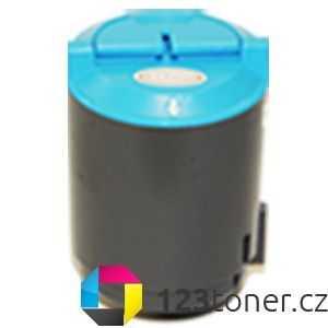 kompatibilní toner s Xerox 106R01206 - X6110C - cyan toner azurový modrý pro tiskárnu Xerox Phaser 6110