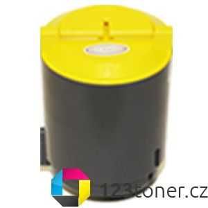 kompatibilní toner s Xerox 106R01204 - X6110Y - yellow toner žlutý pro tiskárnu Xerox Phaser 6110
