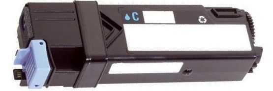kompatibilní toner s Xerox 106R01331 - X6125C - cyan toner azurový modrý pro tiskárnu Xerox Phaser 6125