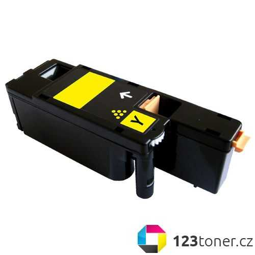 kompatibilní toner s Xerox 106R01633 - X6010Y - yellow toner žlutý pro tiskárnu Xerox WorkCentre 6015